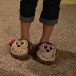 slippers-girl
